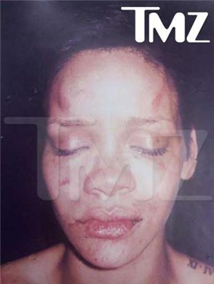 chris brown assault rihanna