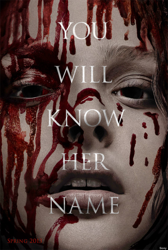 Carrie Teaser Poster